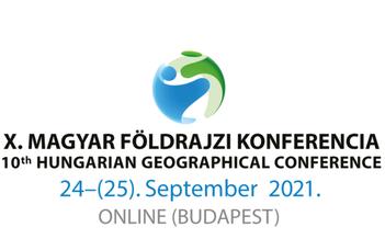 A X. Magyar Földrajzi Konferencia weboldala új címre költözött